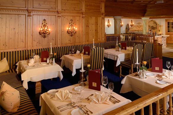 Dining area - Hotel Alte Post, St Anton