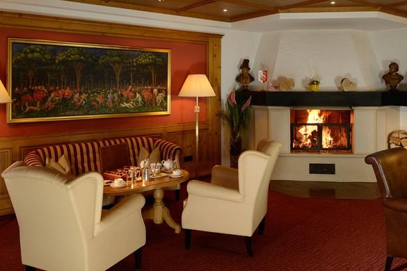Lounge - Hotel Alte Post, St Anton