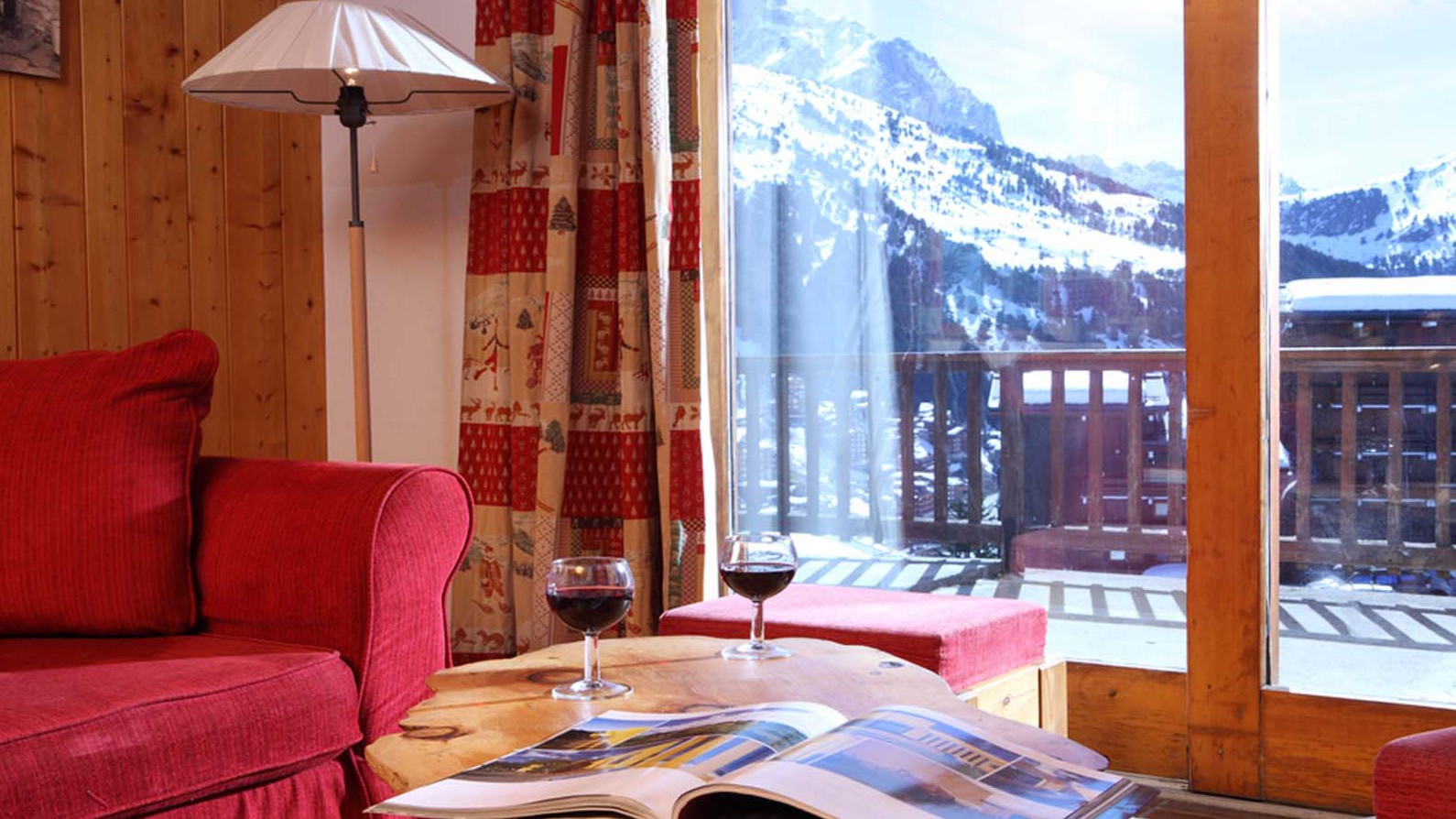 Chalet Andre - ski chalet in Meribel, France