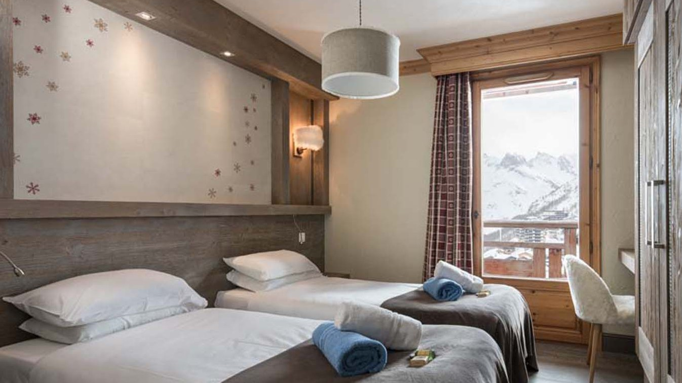 Bedroom in chalet Annapurna I