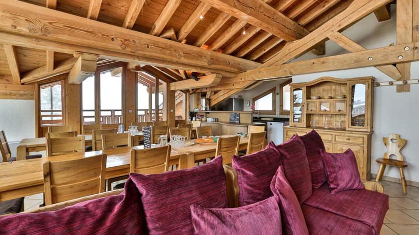 Boot Room, Chalet Annapurna II, Tignes, France
