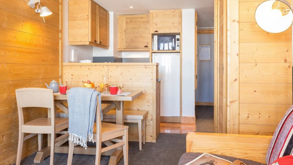 Dining Area, Residence Les Nereides, La Plagne, France