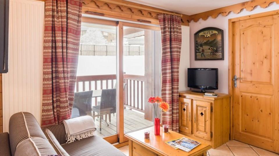 Apartment Interior, Residence L'Ecrin des Neiges, Tignes
