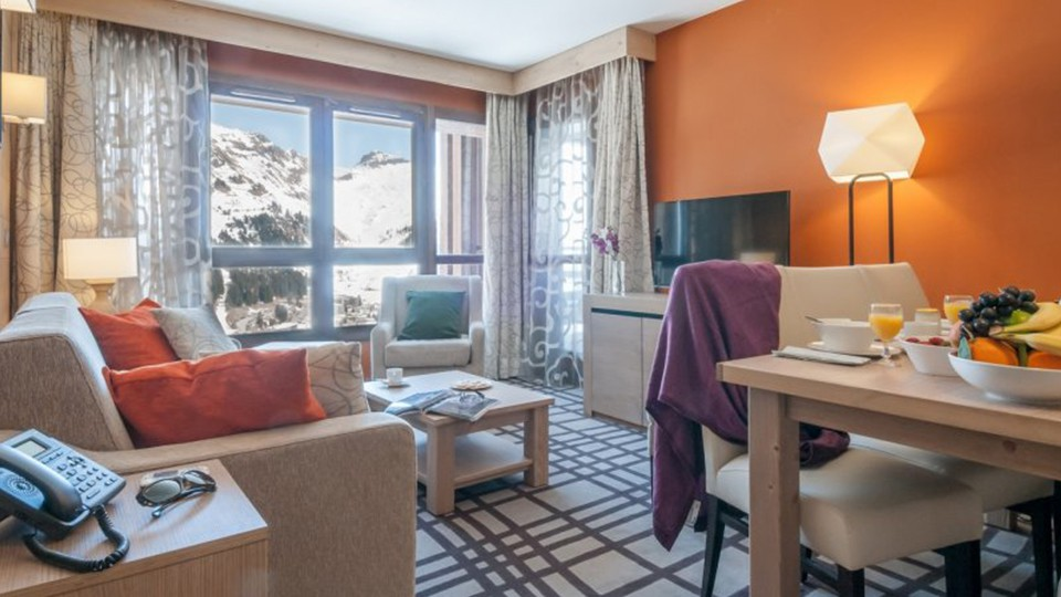 Apartment Interior, Residence Les Terrasses d'Helios