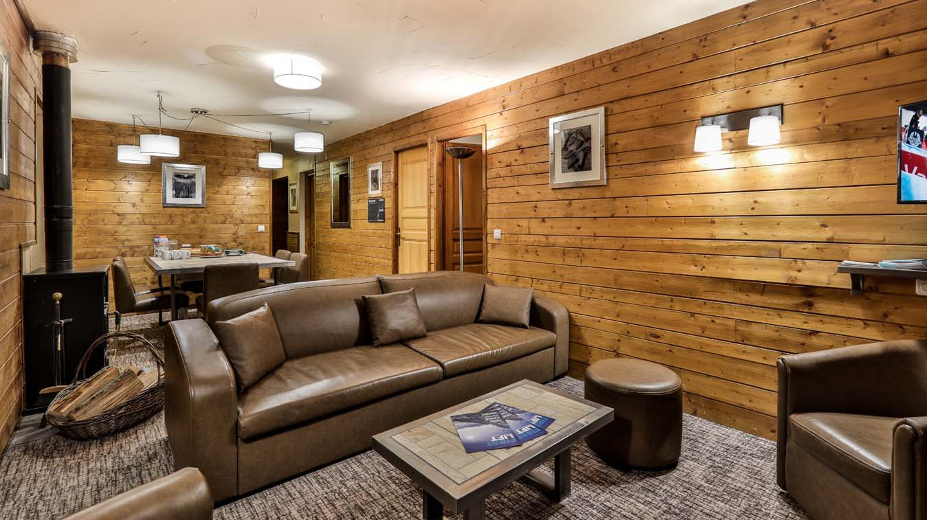Interior, Chalet Aries, Val Thorens, France