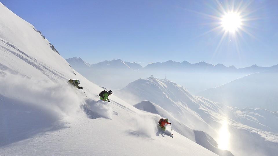 Arlberg - St Anton Resort - ©Josef Mallaun