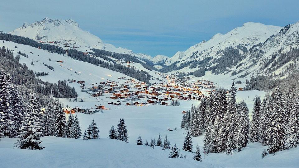 Arlberg Ski Area Lech Resort ©Lech Zuers Tourismus by Josef Mallaun