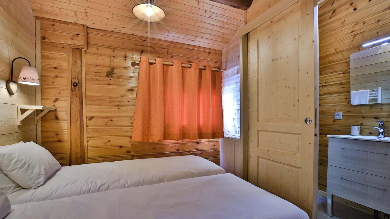 Chalet Arnaud, Les Arcs - Bedroom
