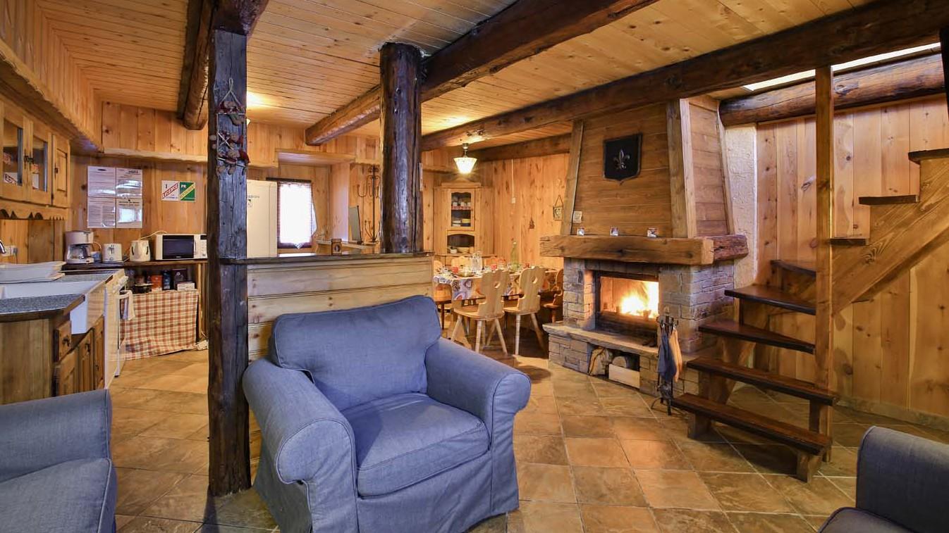 Chalet Arnaud, Les Arcs - Lounge