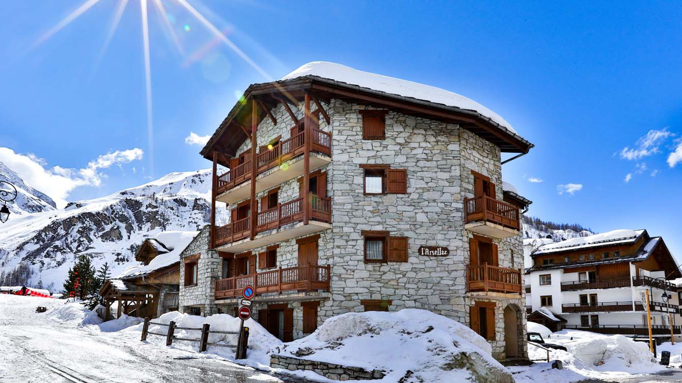 Exterior, Chalet Arsellaz, Val d'Isere, France