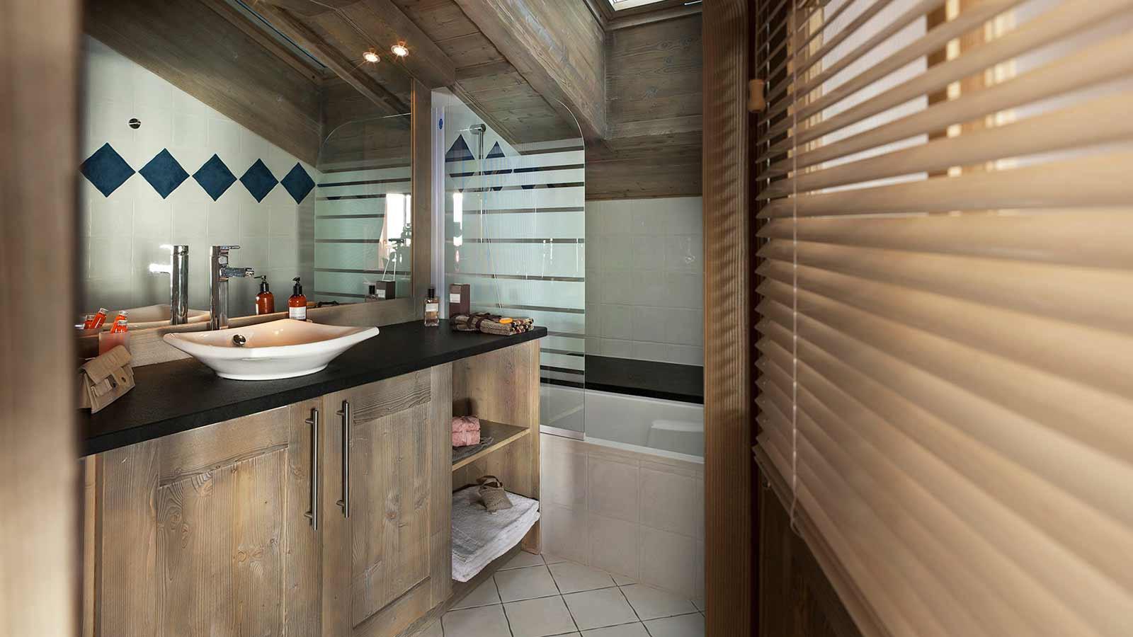 Bathroom, Le Telemark, Tignes, France