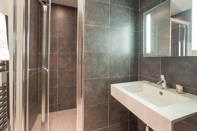 Bathroom in le chalet du forum - apartment in Courchevel, France