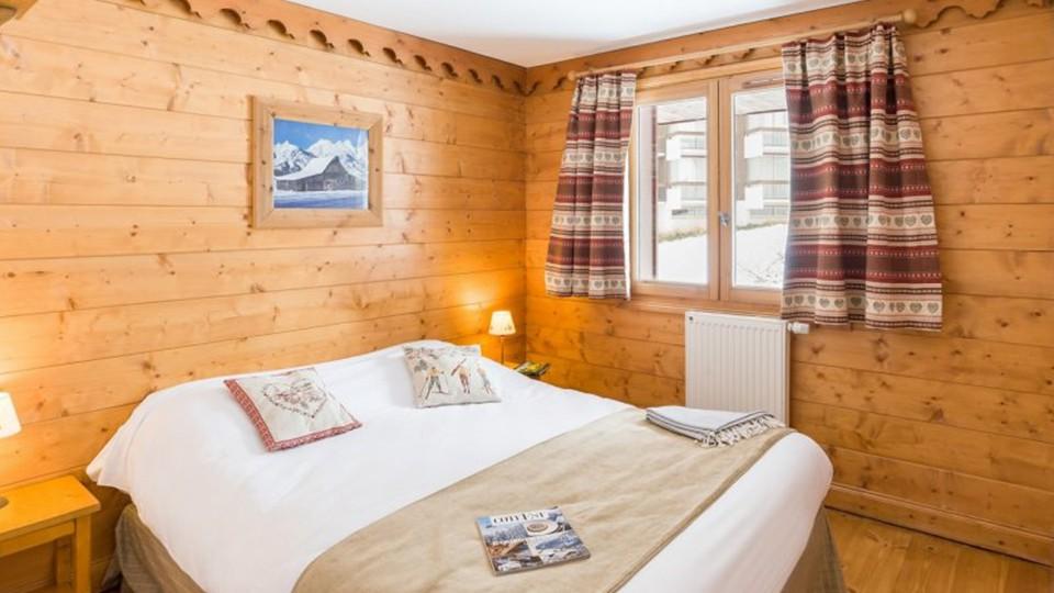 Bedroom, Residence L'Ecrin des Neiges, Tignes