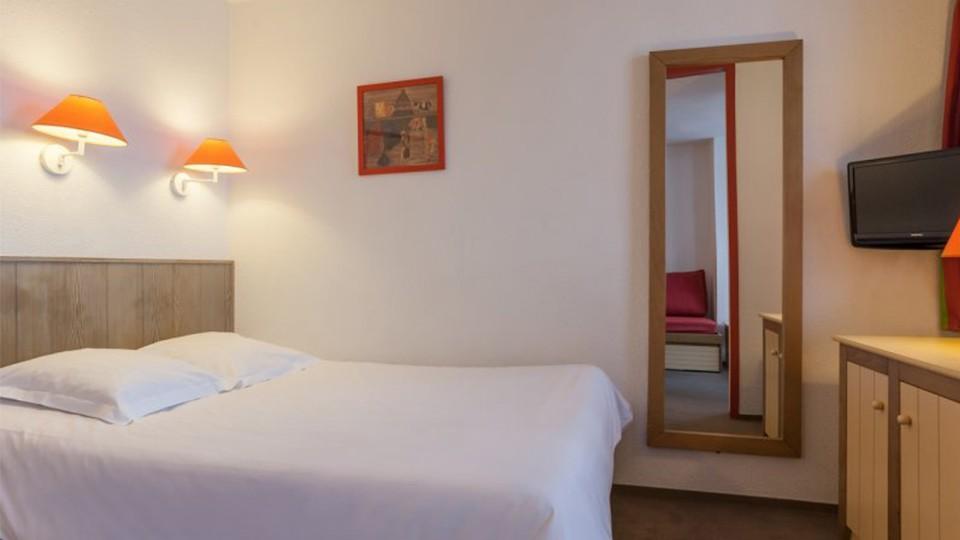 Bedroom, Residence Le Chamois Blanc, Chamonix, France