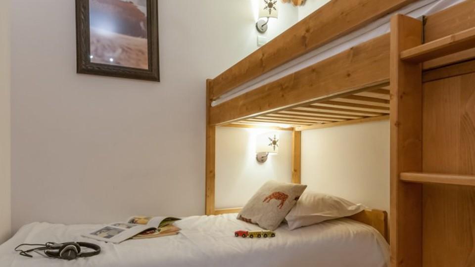 Bunk Room, Residence Les Hauts Bois, La Plagne, France