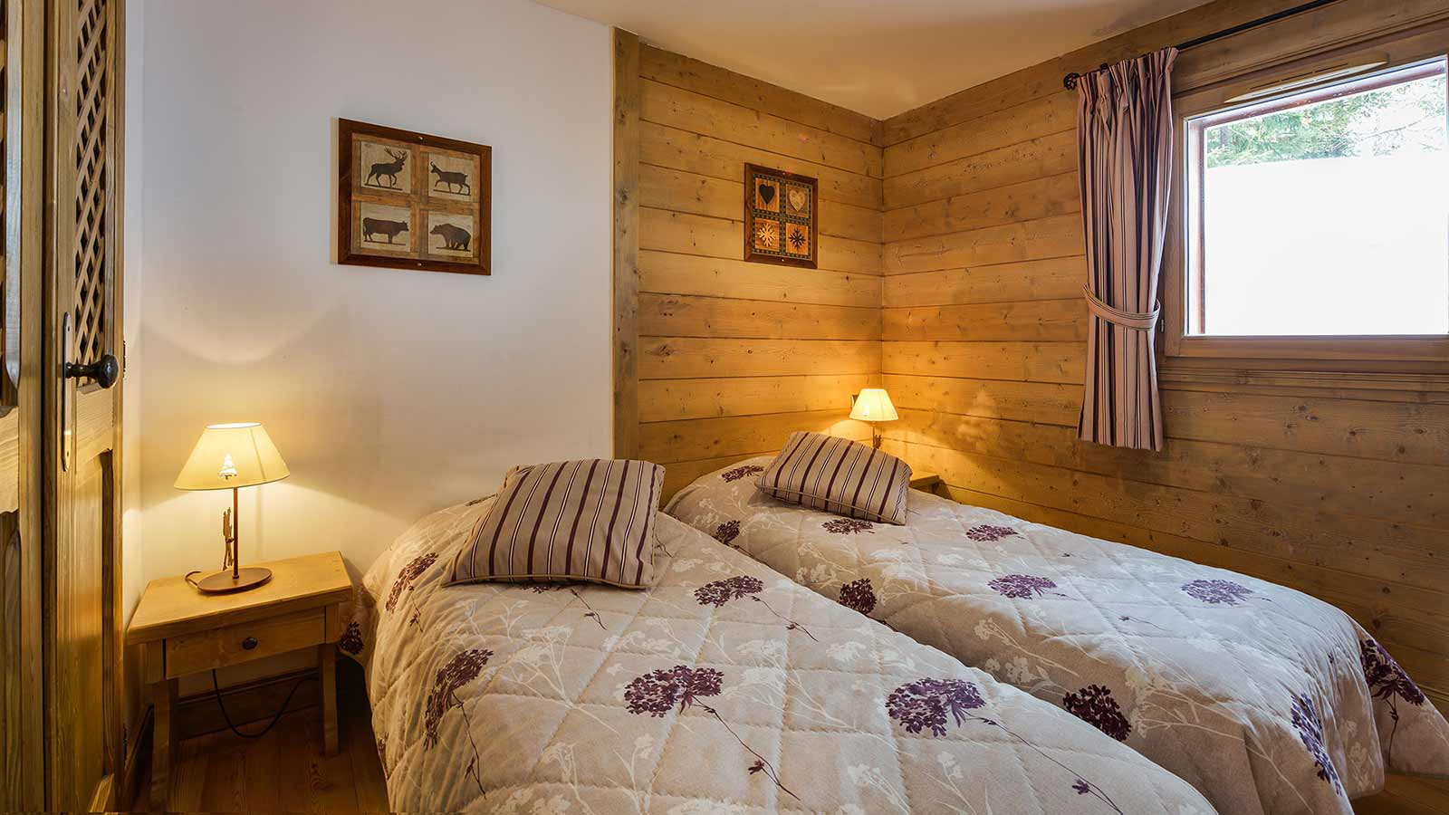 Bedrooms - Les Cimes Blanches, La Rosiere, France
