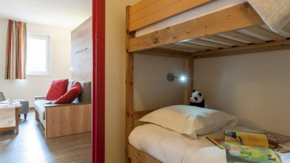 Bunk Beds, Residence La Rivere, Chamonix, France