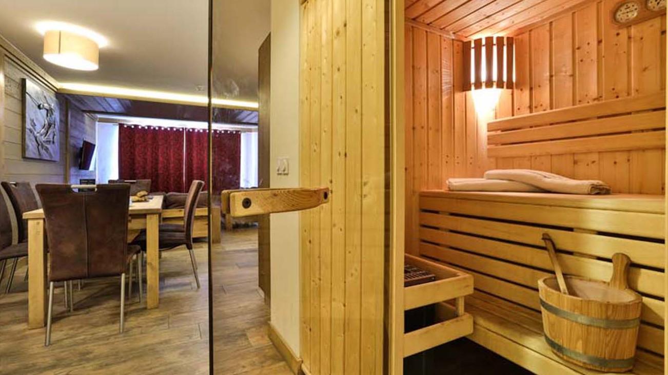 Sauna, Chalet Carmen, Tignes, France