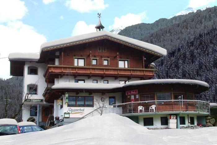 Chalet Stoanerhof ext, Mayrhofen