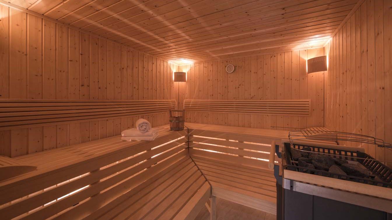 Sauna, Chalet Cirrus, St. Anton, Austria