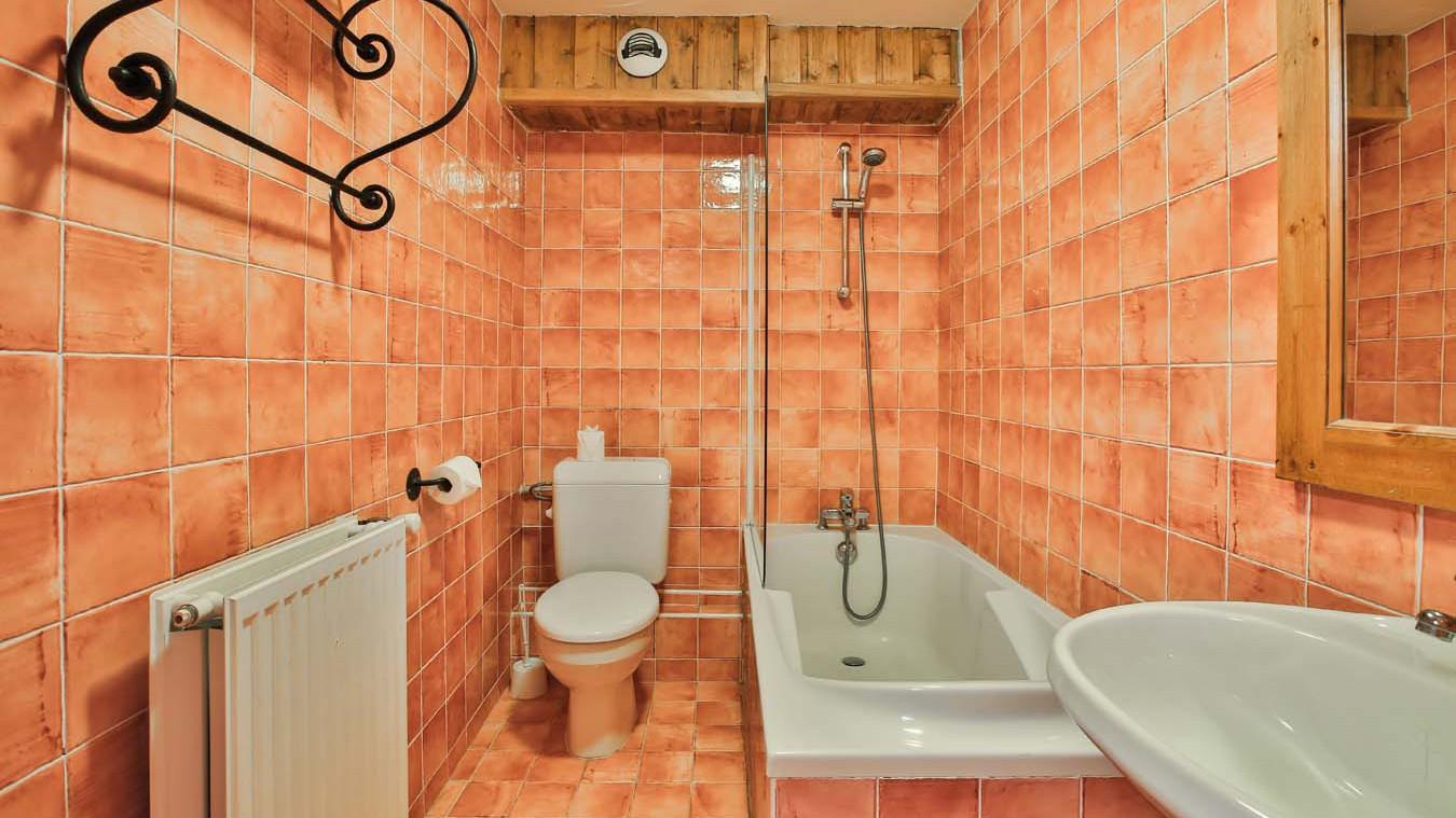 Bathroom, Chalet Milo, Val Thorens, France