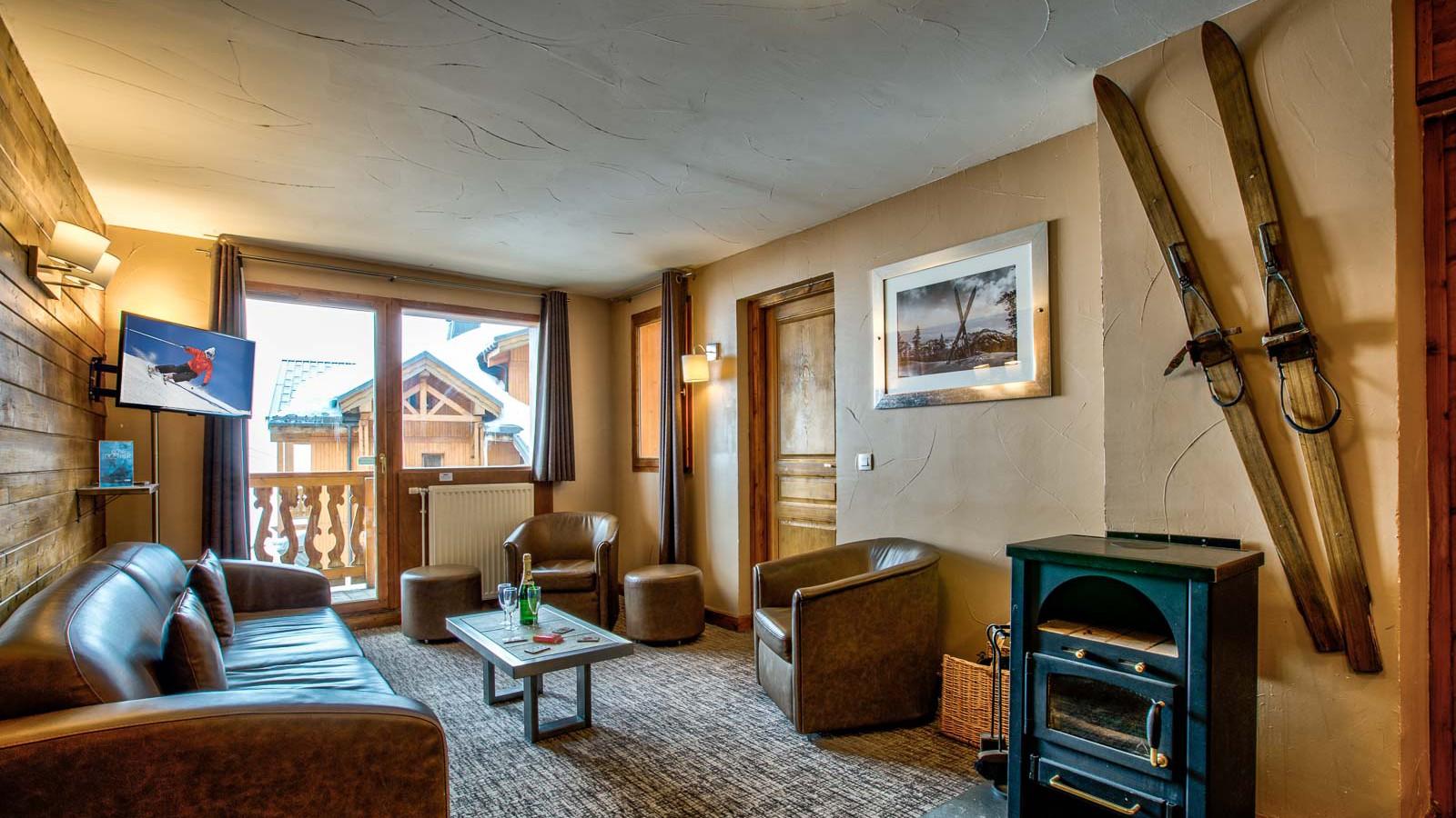 Chalet Verseau, Val Thorens - Lounge