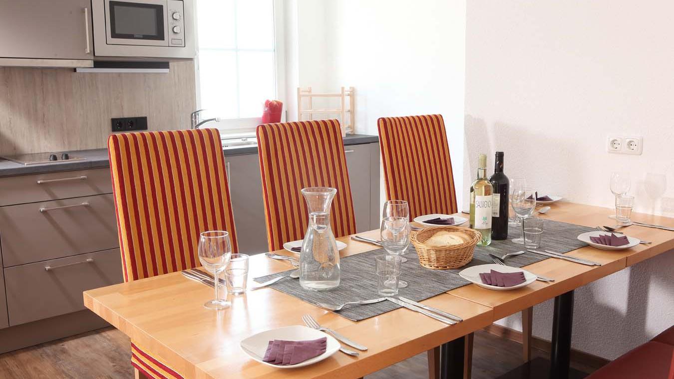 Chalet Zierlich, Chalet in St Anton, Dining Room