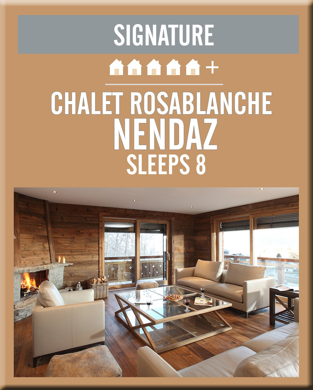 Switzerland chalet rosablanche nendaz lounge