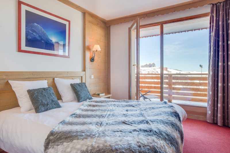Double Bedroom - Hotel Vancouver, La Plagne, France
