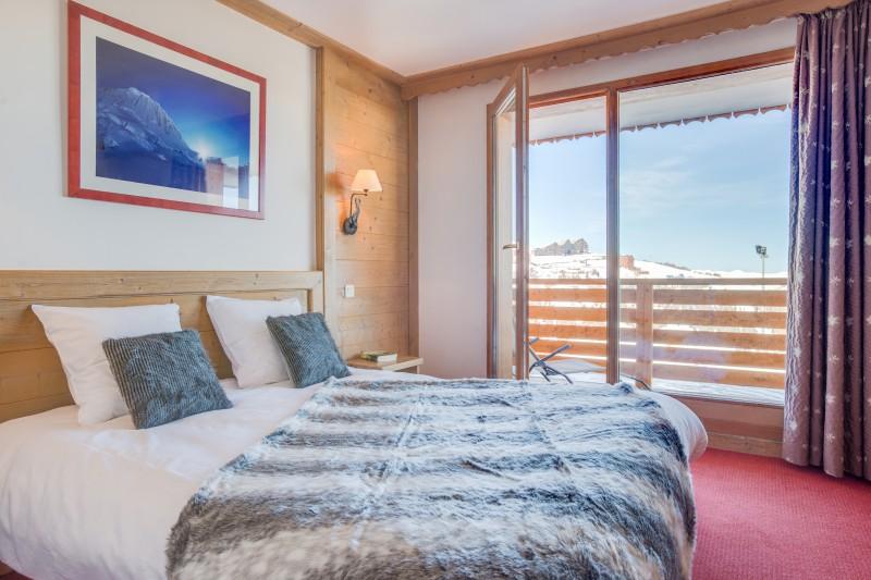 Double Bedroom - Hotel Vancouver, La Plagne, France