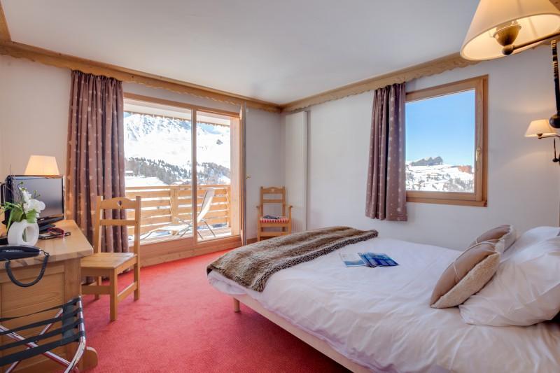 Bedroom - Hotel Vancouver, La Plagne, France