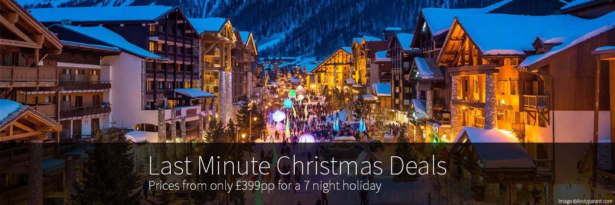 Christmas 2019 Ski Deals