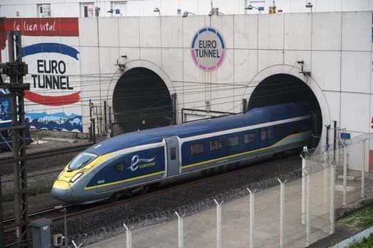 Eurotunnel service