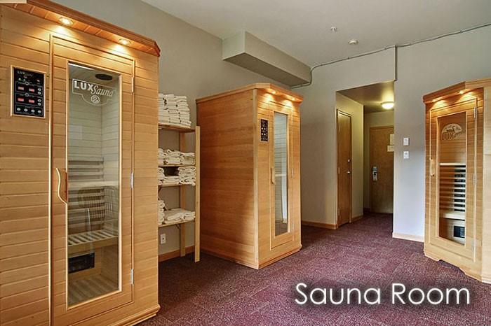 Condo Nancy Greene's Chahilty Lodge,sauna, Sun Peaks