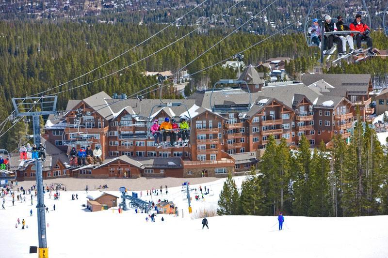 Condo One Ski Hill Place ext, Breckenridge
