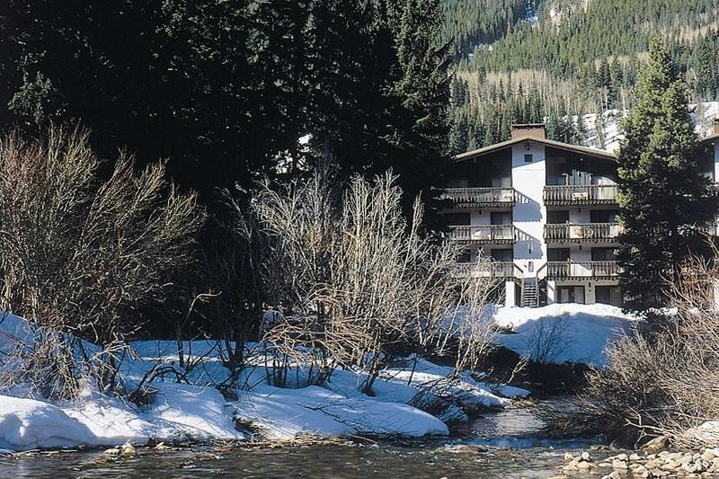 Exterior of the Vail Racquet Club - Condominium in Vail, North America