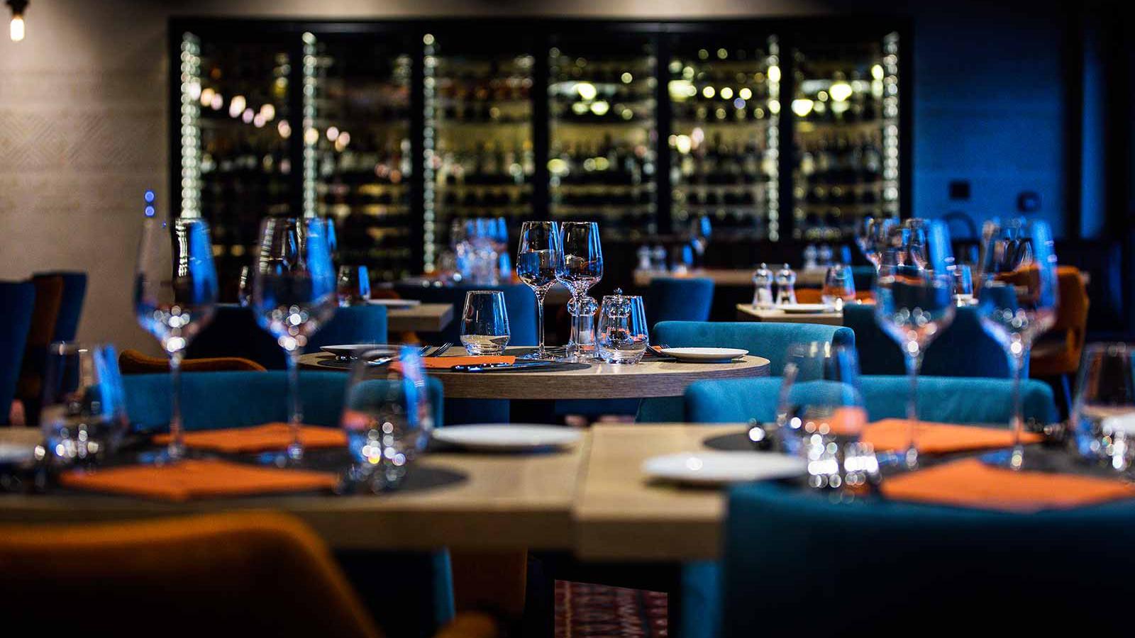 Daria-I Nor Hotel, Alpe D'Huez - Dining