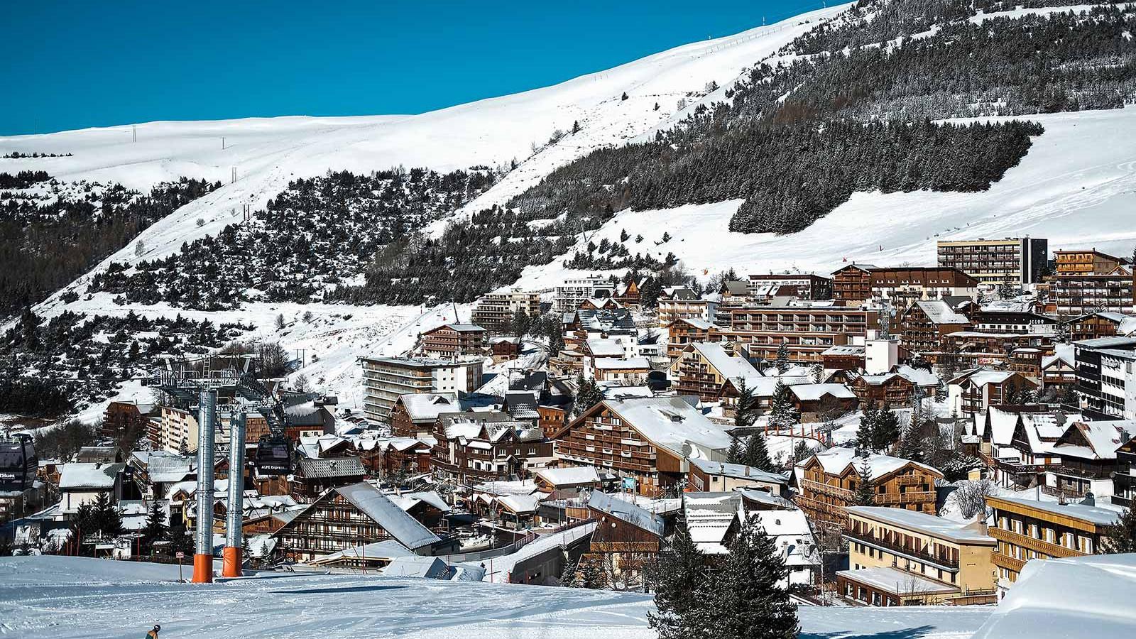 Daria-I Nor Hotel, Alpe D'Huez - Exterior