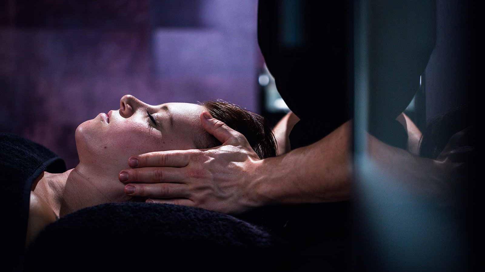 Daria-I Nor Hotel, Alpe D'Huez - Massage