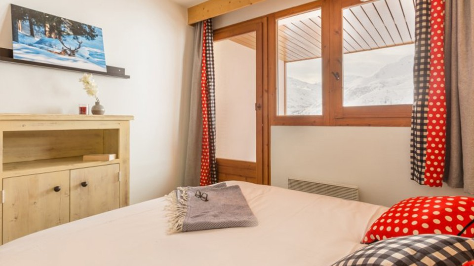 Double Room, Residence Aconit, Les Menuires, France