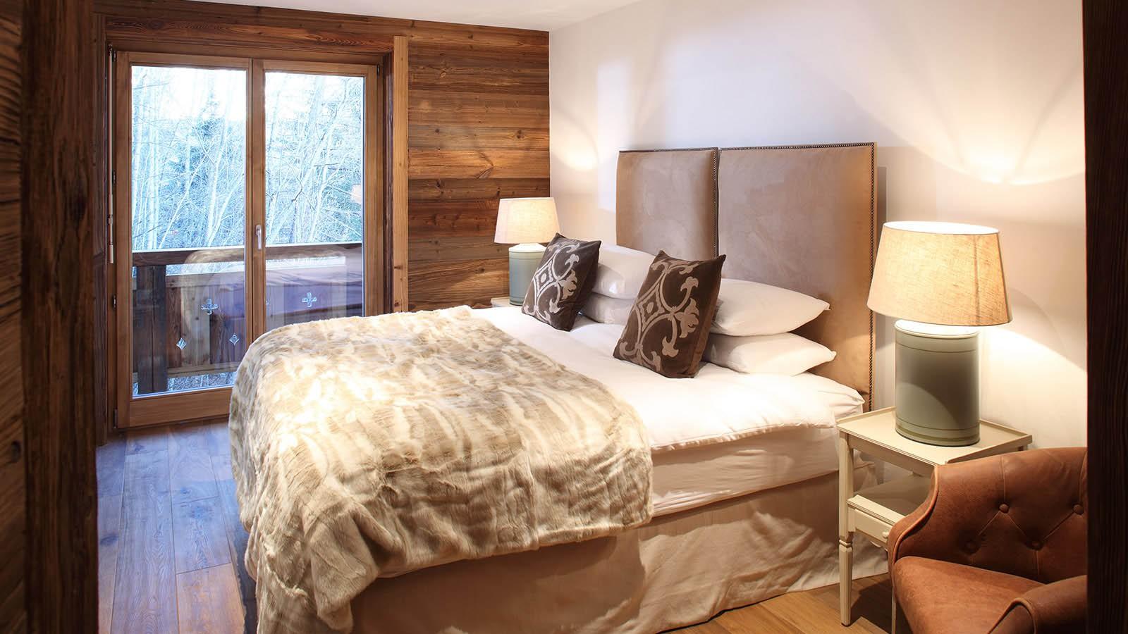 Double room in chalet Rosablanche, Nendaz