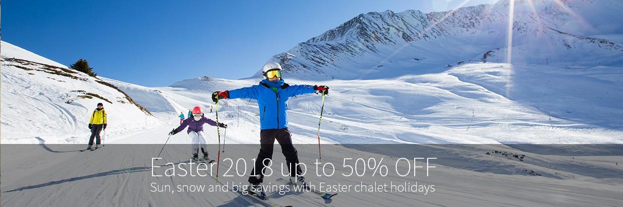 Easter Ski Deals