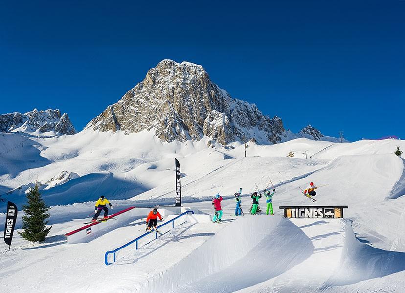 Espace Killy Ski Area - Tignes - ©andyparant.com