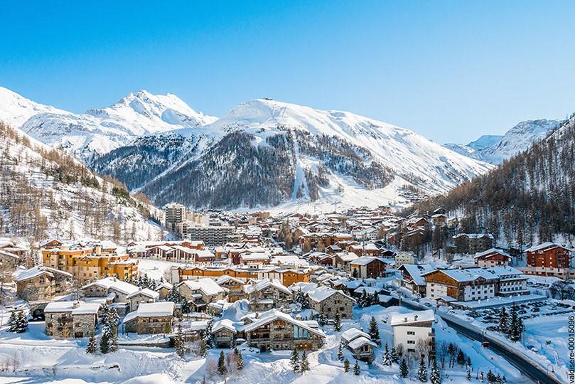 Espace Killy Ski Area - Val DIsere - ©andyparant.com