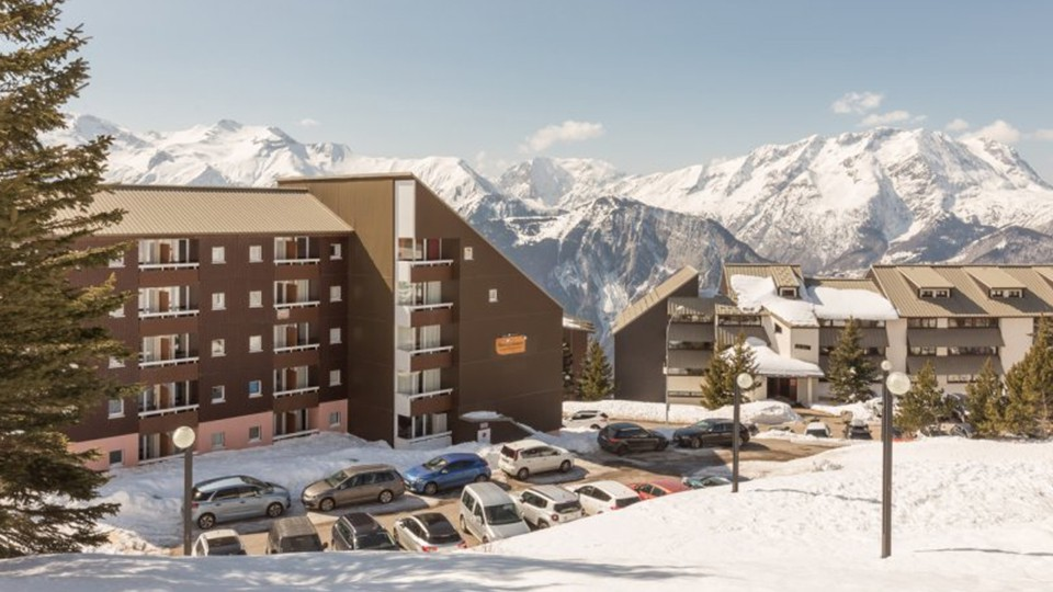 Exterior, Residence Les Horizons d'Huez, Alpe d'Huez, France