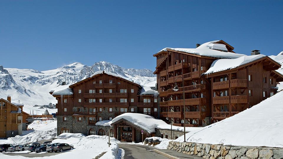 Lounge, Residence Village Montana - Ski Apartments in Tignes, France