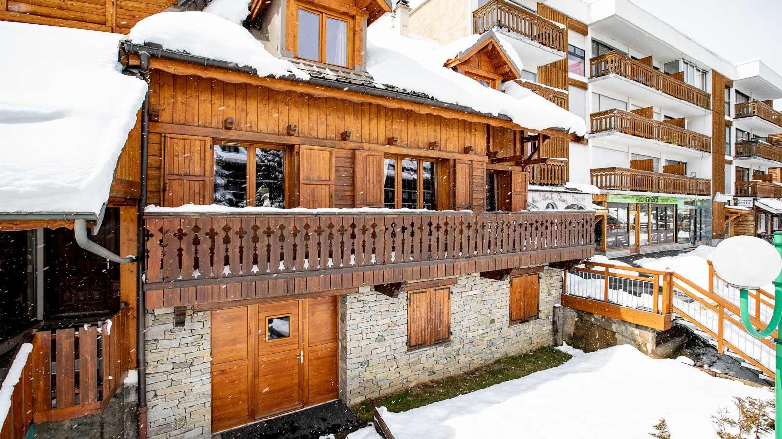 Exterior - Chalet Les Rouses, Les Deux Alpes