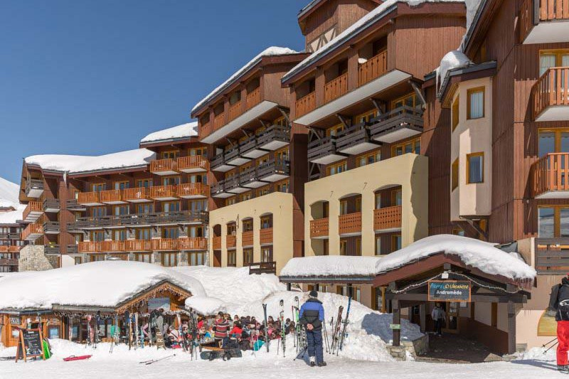 Exterior, Residence Les Constellations - Self-Catered Ski Apartments in La Plagne, France