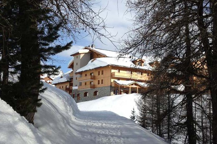 Exterior, Residence Le Sun Valley - Self-Catered Ski Apartments in La Plagne, France