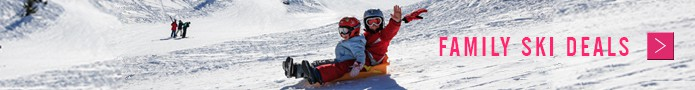 family ski holidays search